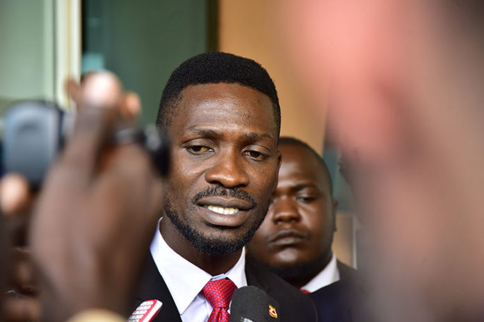 UYD youths want Bobi Wine released