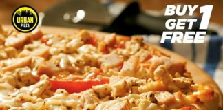 Urban Pizza, a new home for Makerere University