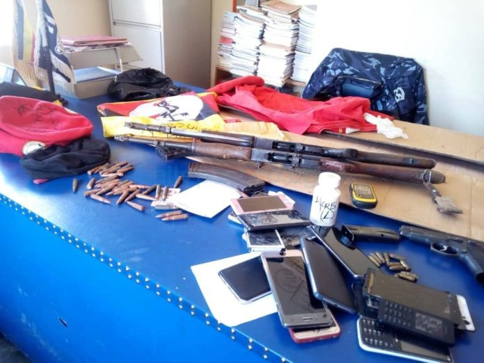 Exclusive: Who owns the guns found with Bobi Wine in his hotel room?