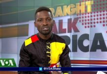 Shaka Ssali to Host Bobi Wine On Voice of America Straight Talk Africa Show Today