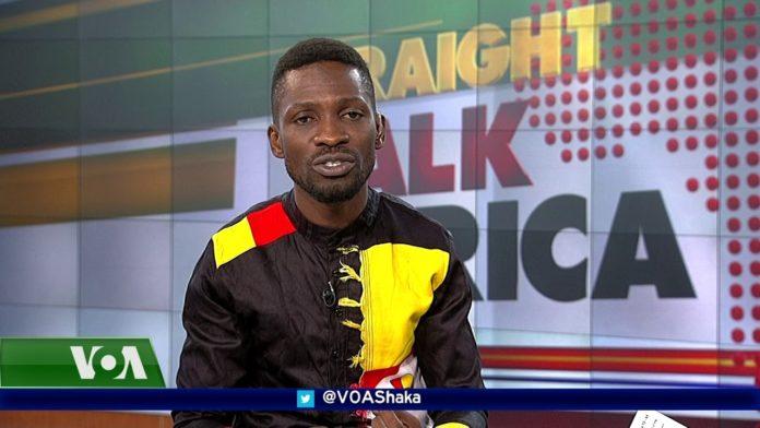 Shaka Ssali to Host Bobi Wine On Voice of America Straight Talk Africa Show Today