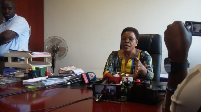 Betty Kamya: Some people want to shoot me dead