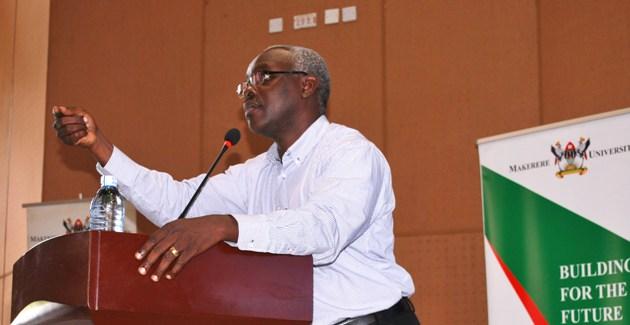 Kabushenga to Makerere Students: Start your own Businesses