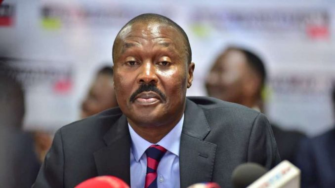 Mugisha Muntu: I will stand for President in 2021