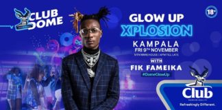 Club Dome returns with Fik Fameika, Vinka this Friday at MTN Warehouse