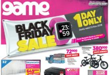 More Black Friday Deals: Game Stores and Mr Price Also In