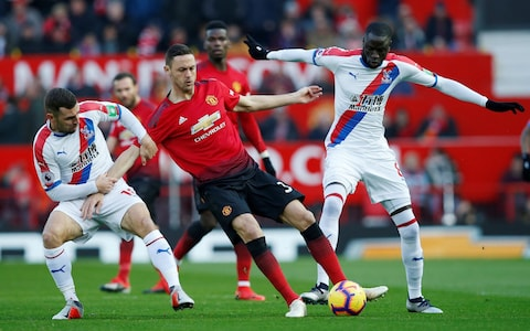 Poor performance at Old Trafford sees Manchester United draw with Crystal Palace