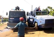 Police Blocks Bobi Wine's Concert At Busabala One Love Beach