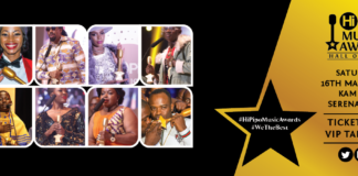 Full List: Sheeba, Fameika Dominates HiPipo Nominations