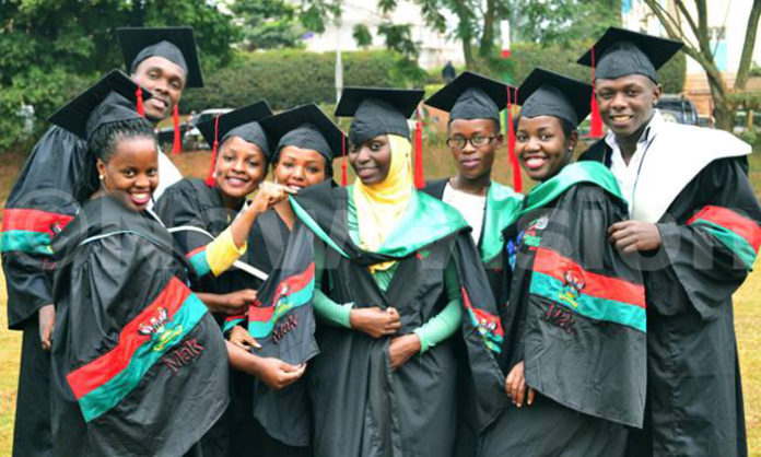 Makerere University Finally Clears MUBS Students To Graduate This Week