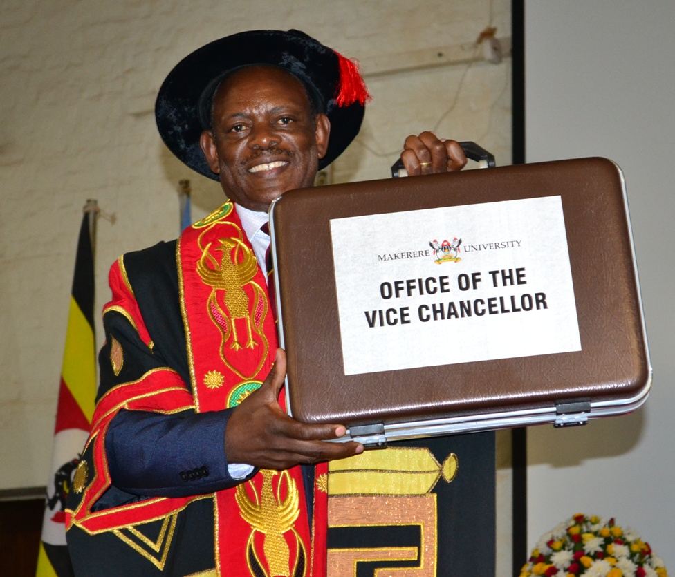 But Who Is Professor Barnabas Nawangwe?