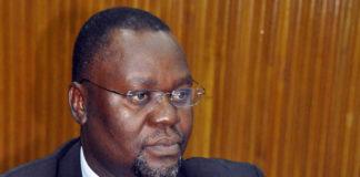LOP declines speaker's request to extend Katuntu's leadership