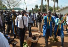 Kyambogo University Students Strike Over Missing Marks