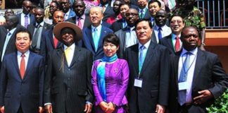Museveni, China delegates discuss infrastructure in Uganda