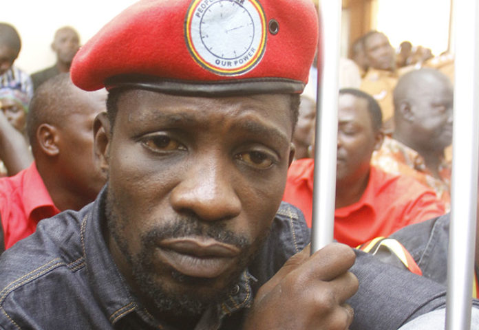 The Story Of The Ghetto Gladiator; Bobi Wine