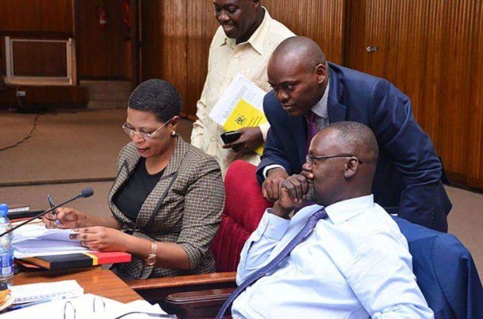 COSASE: ISO investigates Katuntu and members over bribery