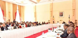 Museveni holds 6th investors Round Table at State House Entebbe