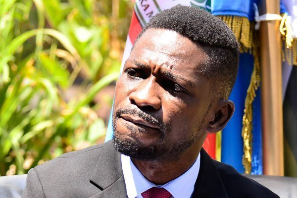 Bobi Wine Vow to Die Fighting For His Kamwokya Land