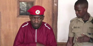 Robert Kyagulanyi aka Bobi Wine, was arrested and remanded to Luzira prison until 2 of May 2019. Under charges of inciting violence and holding illegal assemblies against the social media tax in 2018.