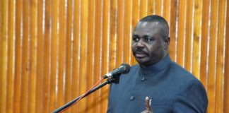 Parliament will not intervene in Bobi Wine's unlawful acts - Deputy Speaker Oulanyah