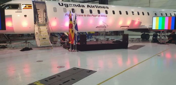Museveni To Receive Two New CRJ 900 Bombardier Planes On Tuesday Next Week