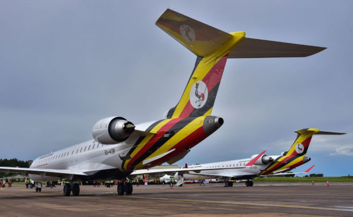 President Museveni delivers the promised planes to Ugandans