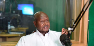 """Stop asking for salary increments"" Museveni warns Legislators"