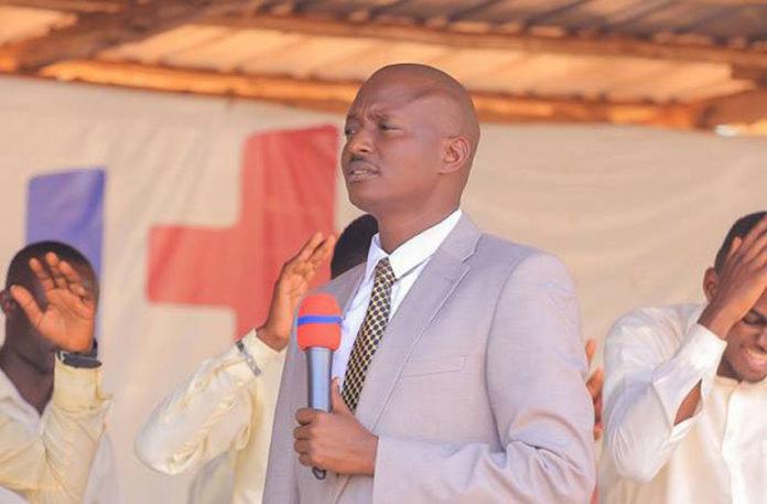 Drama In Church: Pastor Bugingo's Marriage Under Fire