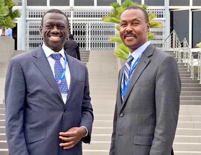Besigye Welcomes Muntu's New Political Party