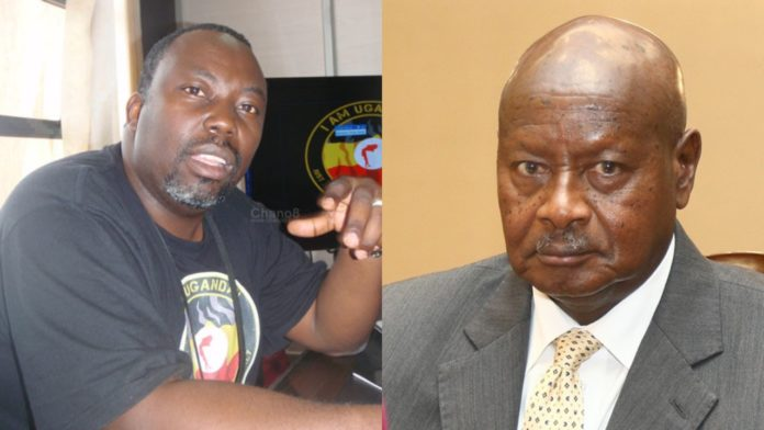 President Museveni Dragged To Constitutional Court By Music Writer Richard Kawesa