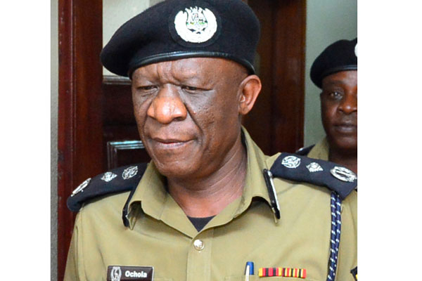 Anatoli Katungwesi IGP asked to transfer Busoga police officers over drunkenness