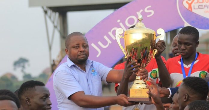 BUL FC Junior wins FUFA Juniors League champions title