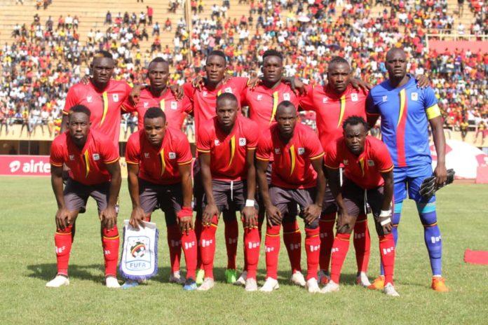 AFCON 2019: DR Congo vs Uganda Head To Head Statistics