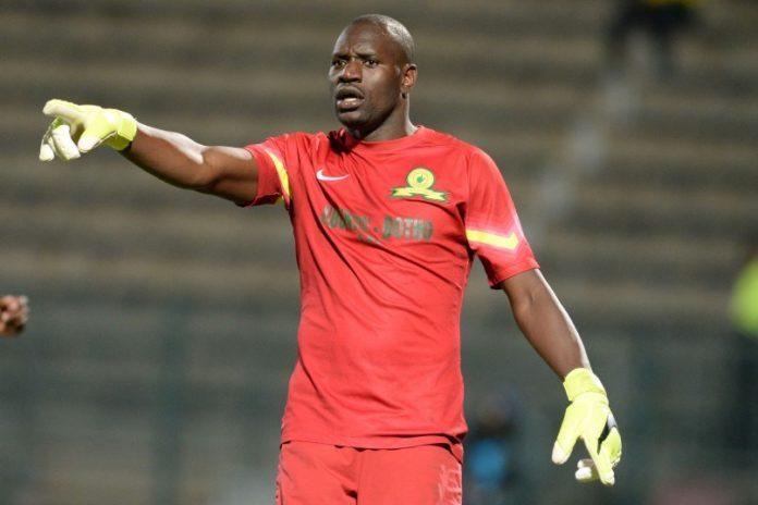 Denis Onyango confident Cranes can win against Zimbabwe