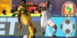 Mali remains top of group E despite 1-1 draw against Tunisia