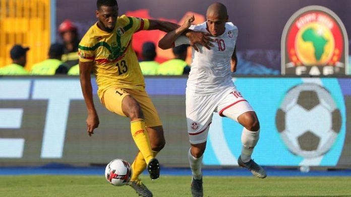 Mali remains top of group E despite 1-1 draw against Tunisia