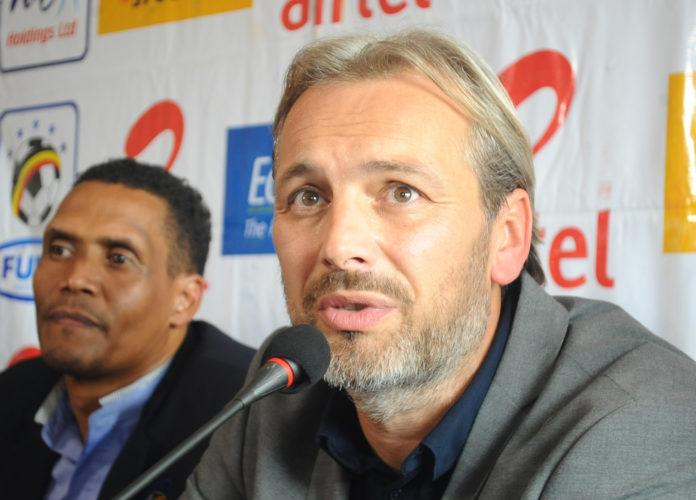 Uganda Cranes coach Sebastien Desabre has praised defender Ronald Mukiibi's impact