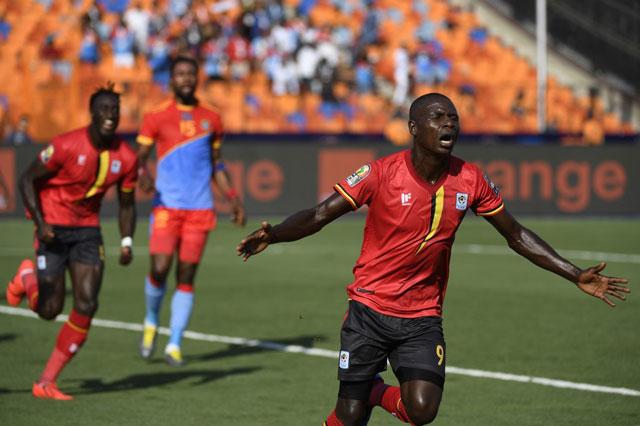 Uganda will take on Zimbabwe in AFCON 2019