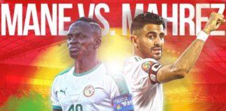 Algeria vs Senegal finals