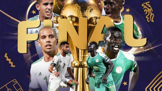 2019 Total AFCON finals