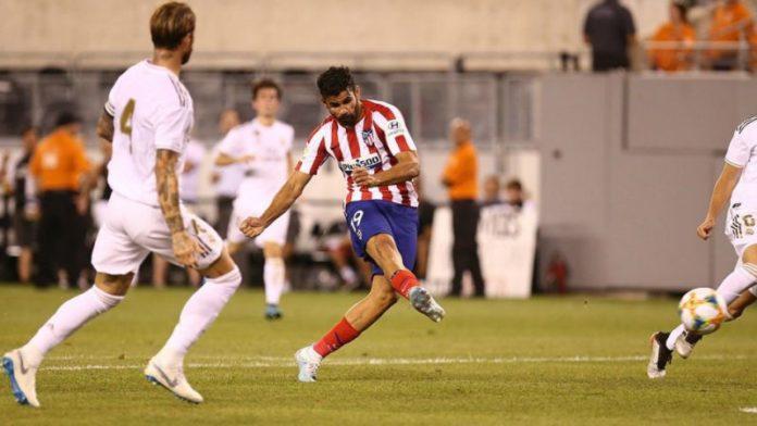 Atletico Madrid thrash Real Madrid