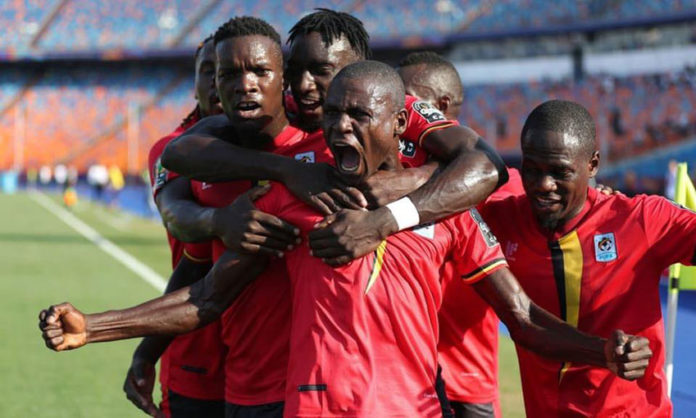 SORRY UGANDA: 4 Egyptian players in AFCON best team of the group stages
