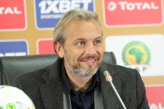 Desabre Cranes coach at AFCON
