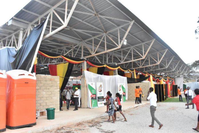 Indoor Games Stadium Makerere university