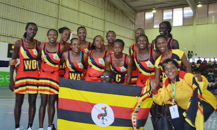 She Cranes defeat Zimbabwe to finish 7th at Netball World Cup 2019