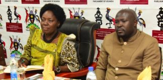 Kadaga on Common Wealth Parliamentary Conference