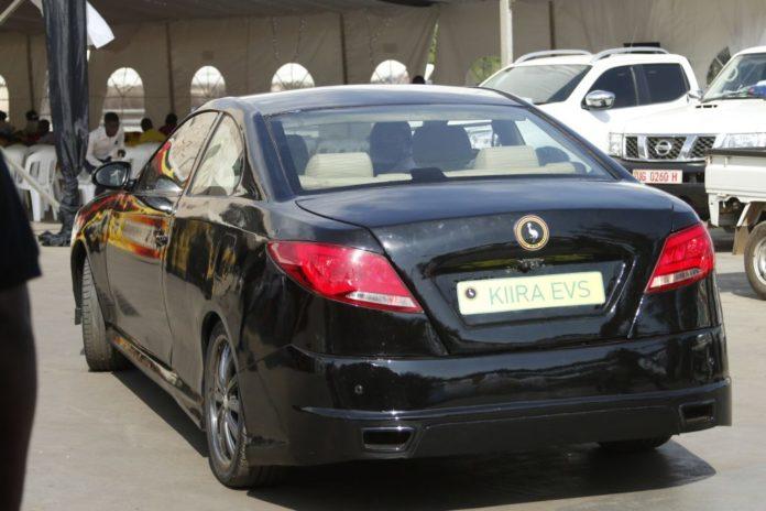 Uganda Kiira Motors