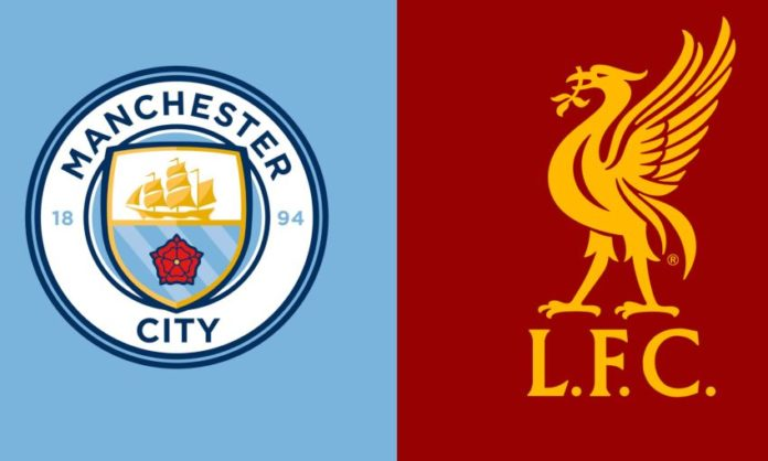Liverpool vs manchester city FA Community Shield