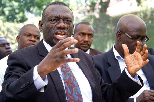 Magistrate Court Summons Besigye