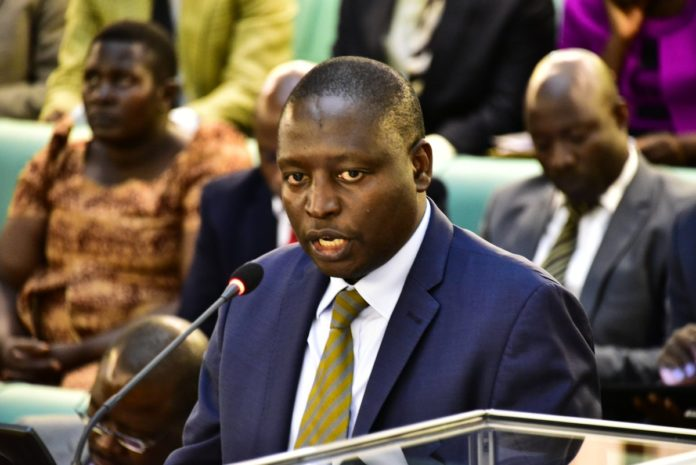 Minister David Bahati speaks out on UTL scandals
